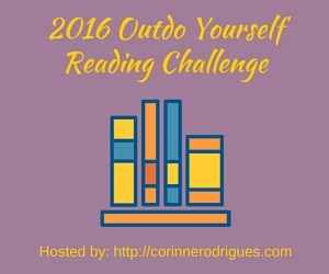 Challenge Accepted! 2016 ReadingChallenges